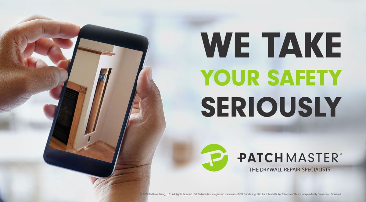 PatchMaster Takes Your Safety Seriously